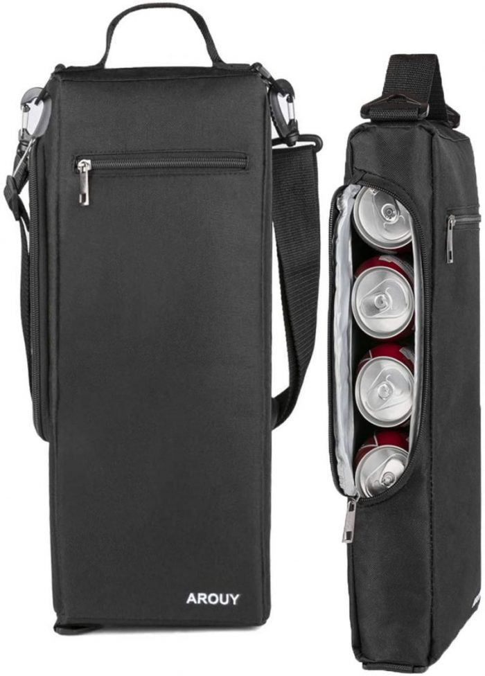 AROUY Golf Cool Bag - how to keep beer cold in golf bag