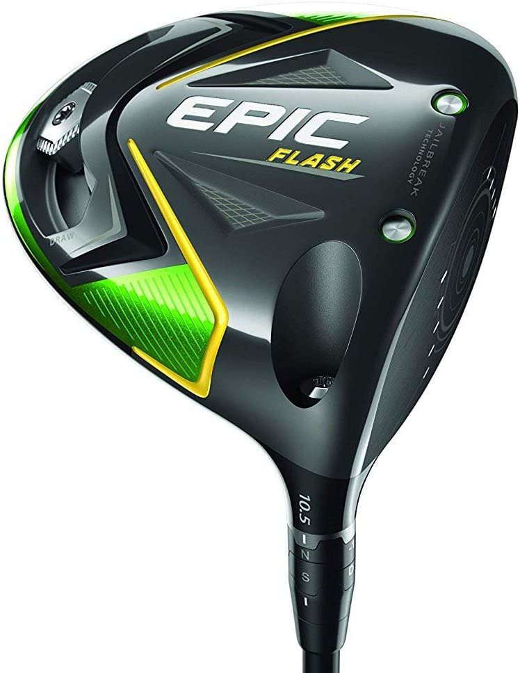 Callaway Epic Flash - one of the best drivers for beginners