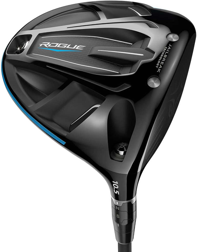 Callaway Rogue Driver - one of the best gold drivers for seniors