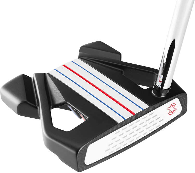 Odyssey Stroke Lab Triple Track Ten - one of the best putters for beginners