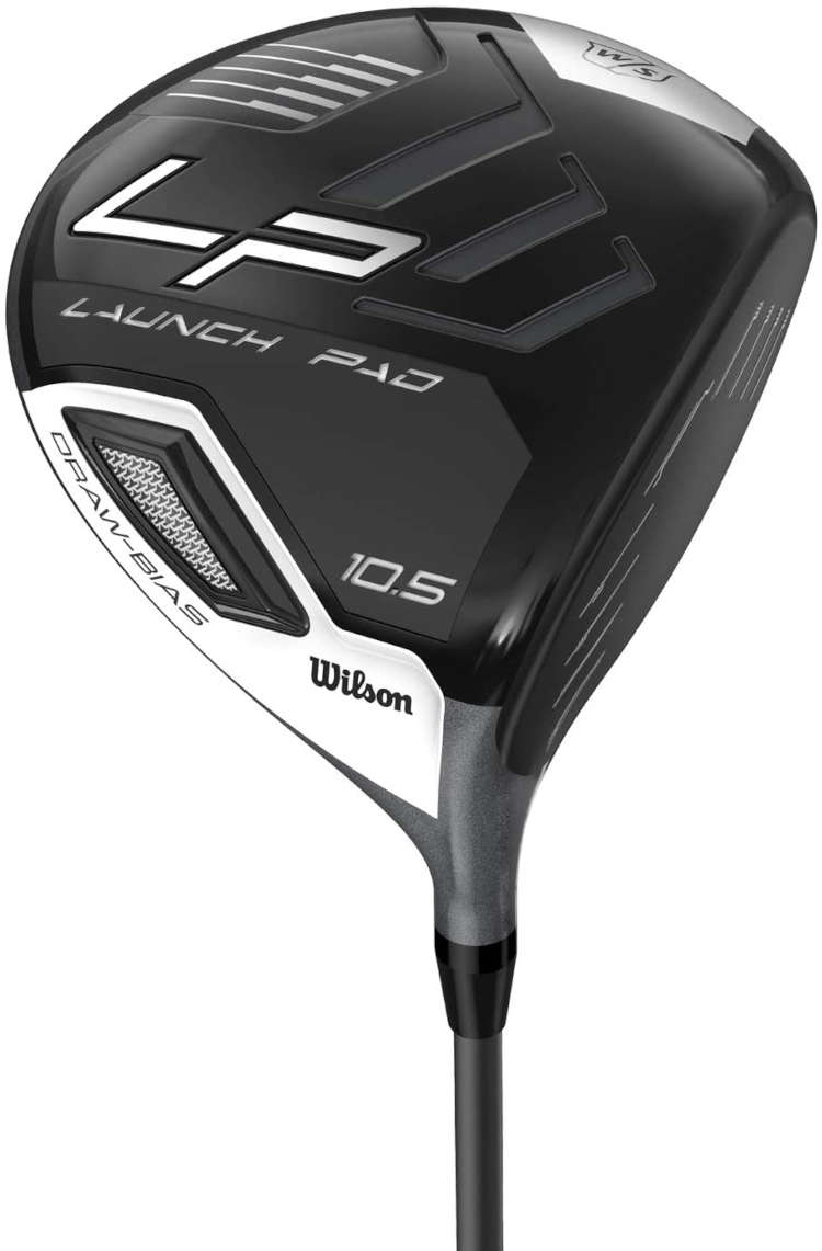 Wilson Staff LaunchPad - one of the best golf drivers for seniors