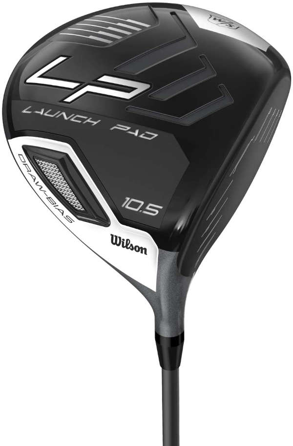 Wilson Staff Launch Pad Driver - one of the best drivers for slice issues